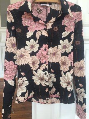 Kookai Bluse mit Blumenmuster