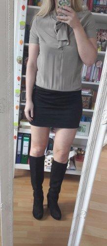 Kookai Blusenkleid Schleife Business chick Seide Blogger istagram