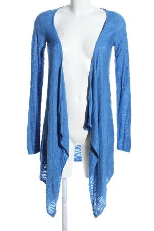Kookai Cardigan blau meliert Casual-Look