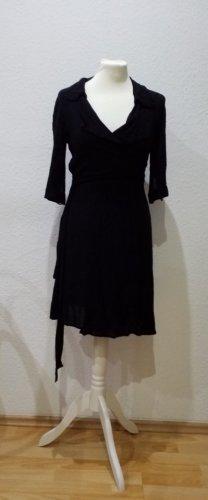 Kookai Robe portefeuille noir
