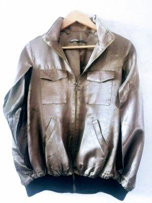 Kookai Design lab armless bomber jacket XL
