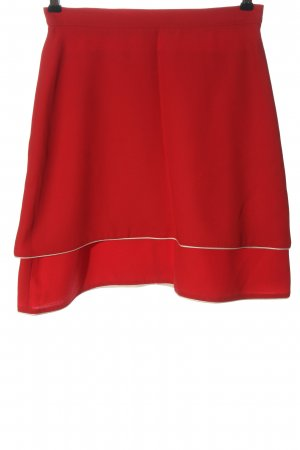 Kookai Glockenrock rot Casual-Look