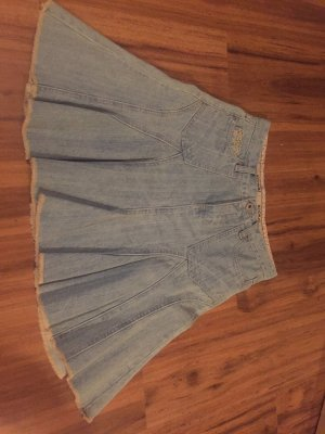 Kookai Denim Skirt cream-azure
