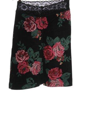 Kookai Jeansowa spódnica Na całej powierzchni W stylu casual