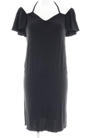 Kookai Jerseykleid schwarz Casual-Look