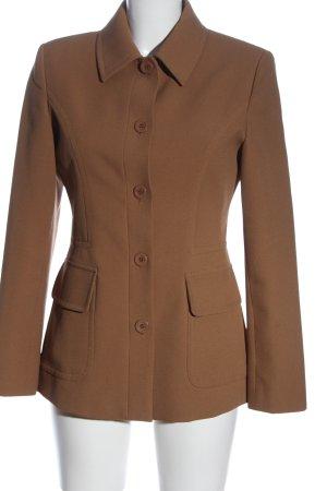 Kookai Klassischer Blazer brun style d'affaires