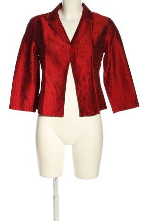Kookai Korte blazer rood zakelijke stijl