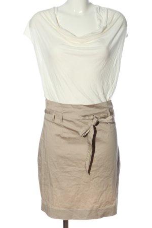 Kookai Kurzarmkleid weiß-creme Elegant