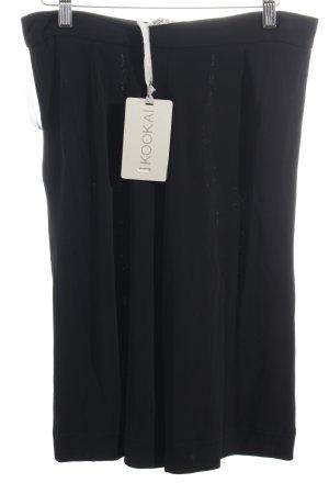Kookai Kurze Hose schwarz schlichter Stil