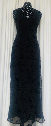 Kookai Robe de soirée noir polyester