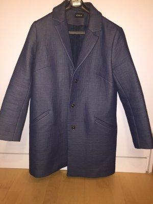 Kookaï Mantel metallic Blue