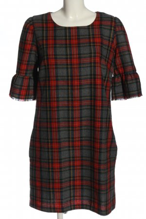Kookai Sukienka mini Wzór w kratkę W stylu casual