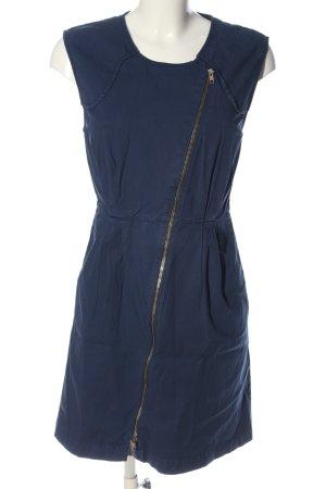 Kookai Sukienka mini niebieski W stylu casual
