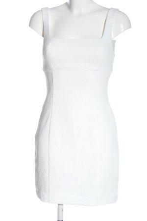 Kookai Mini Abito bianco stampa integrale stile casual