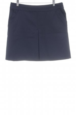 Kookai Minirock dunkelblau schlichter Stil