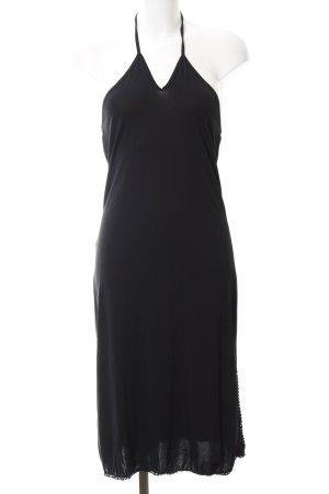 Kookai Neckholderkleid schwarz Elegant