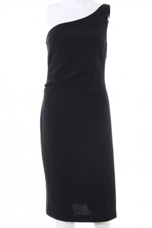 Kookai One Shoulder Dress black elegant