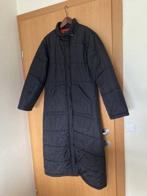 Kookai Veste d'hiver noir-rouge