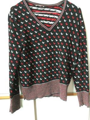 Kookai Maglione lavorato a maglia multicolore Lana