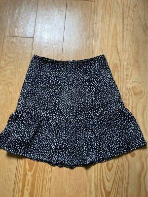 Kookai Spódnica mini czarny-biały