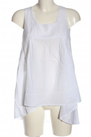 Kookai Schlupf-Bluse weiß Casual-Look