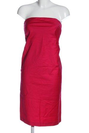 Kookai Robe épaules nues rouge élégant