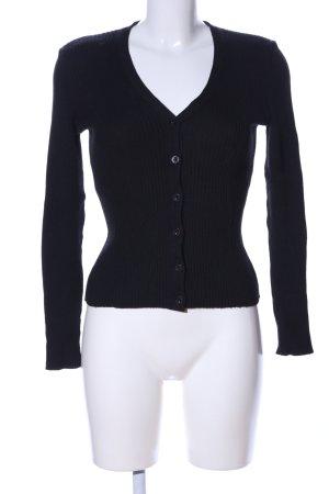 Kookai Shirtjacke schwarz Casual-Look