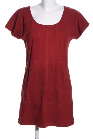 Kookai Shirtkleid rot Casual-Look