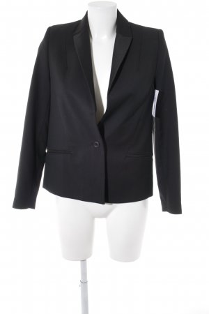 Kookai Smoking-Blazer schwarz Elegant