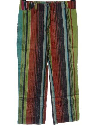 Kookai Pantalone jersey stampa integrale stile casual