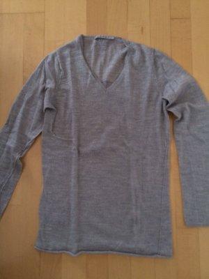 Kookai Maglione lavorato a maglia argento Lana