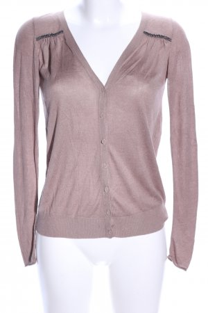 Kookai Sweatjacke pink Casual-Look