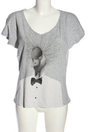 Kookai T-Shirt meliert Casual-Look