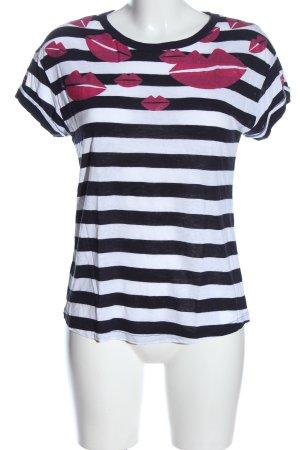 Kookai T-Shirt Motivdruck Casual-Look
