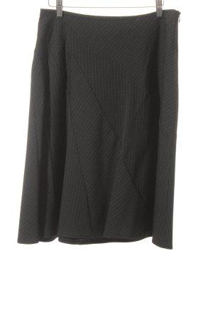 Kookai Tellerrock schwarz klassischer Stil