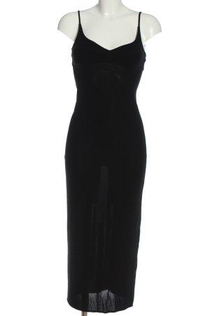 Kookai Sukienka na ramiączkach czarny Elegancki