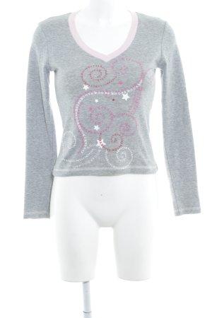 Kookai Sweter z dekoltem w kształcie litery V Wielokolorowy