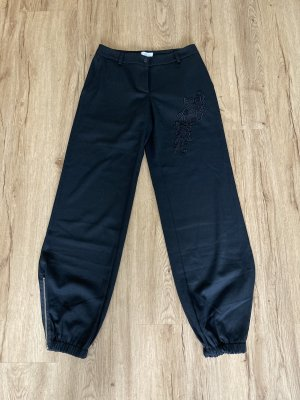 Kookai Woolen Trousers black