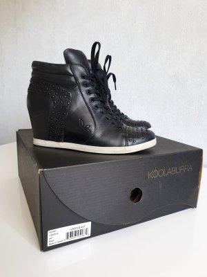 Koolaburra by UGG Sneaker alta nero Pelle