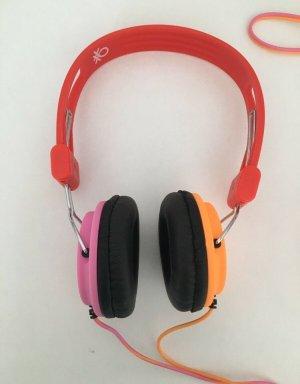 Earmuff multicolored