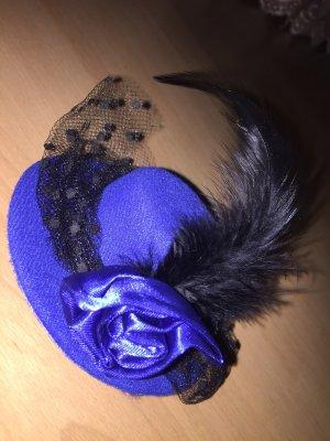 Bijoux pour la tête bleu-noir