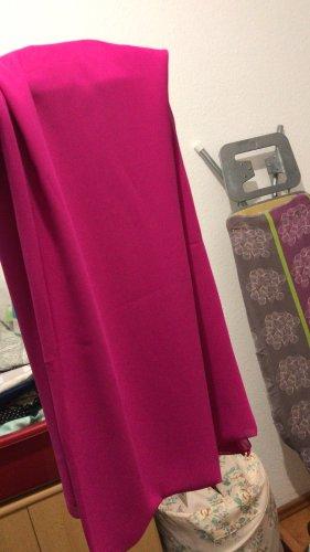 Modanisa Sciarpa di seta magenta-viola-grigio