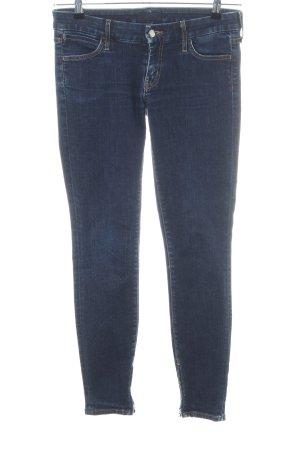 KORAL Skinny Jeans blau Casual-Look