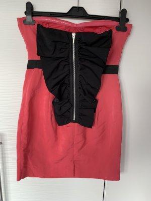 Korall rotes/ Pinkes Kleid
