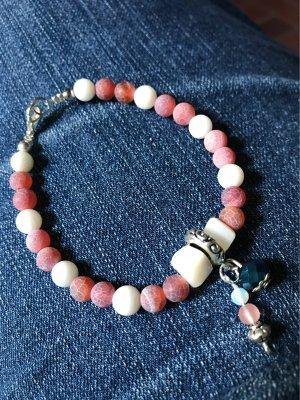 Handmade with Love Bracelet en perles multicolore