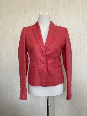 Madeleine Short Blazer multicolored linen