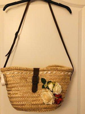 Basket Bag beige