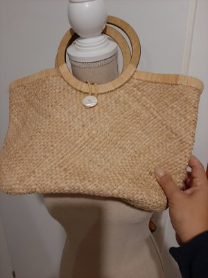 Basket Bag cream