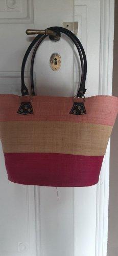 Korbtasche handmade von Mauritius