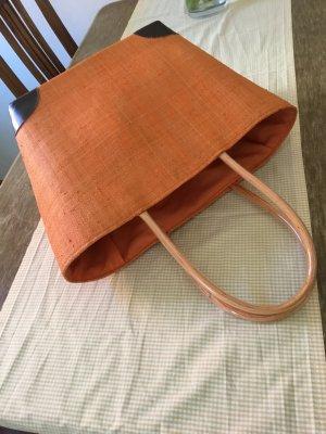 Esprit Torebka koszyk pomarańczowy